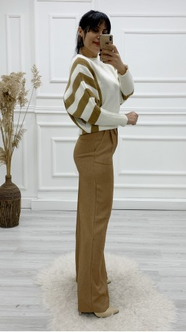Kazak Pantolon Kombini - TABA
